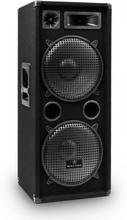 PW-2222 PA DJ 3-vägshögtalare 2 x 30cm 1000W