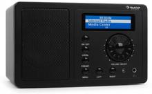 IR-130 internetradio wifi streaming svart