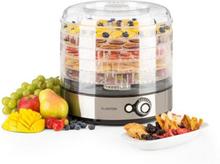 Fruitower M torkautomat 35-70°C 5 hyllor 200-240W Rostfritt stål