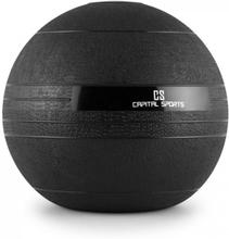 Groundcracker Slamball svart gummi 15kg