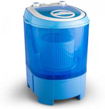 SG003 Mini-tvättmaskin centrifugering 2,8 kg 180 W IPX4