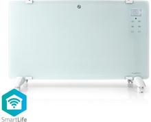 Portabelt element med WiFi och glaspanel 2000W