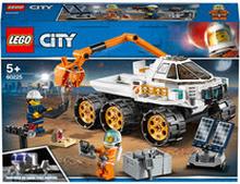 60225 City Testkörning av rover