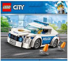 60239 City Polispatrullbil
