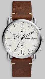 Fossil Fossil FS5402/Brown Hvit