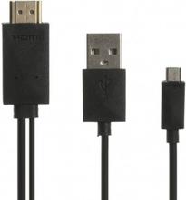 MHL HDMI Adapter 11 pin / 5 pin