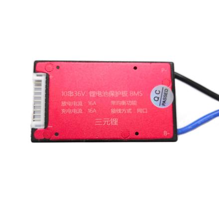 10S 36V 15A 25A 35A 45A 60A BMS PCM PCB for 18650 Lithium Ion Battery Pack