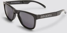 Don Donna hopvikbara solglasögon, Svart
