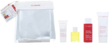 Clarins Travel Exclusive Body Grab and Fly kit Resekit