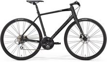 Merida Speeder 100 svart/svart