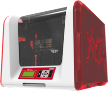 XYZ 3D Printer da Vinci Junior 2.0 Mix - 3D Printterit - Akrylonitriili-butadieeni-styreeni (ABS)