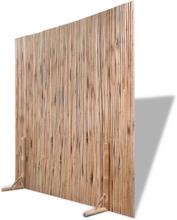 vidaXL Bambustaket 180x180 cm