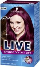 Live Intense Color 1 set L76 Ultra Violet