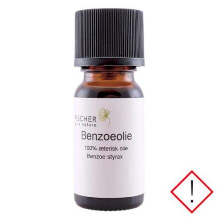 Benzoeolie æterisk, 10 ml