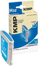 KMP H32- HP 88XL Cyan - 1704.4913