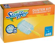 Swiffer-pölymagneetti + 3 liinaa - 3 x 1 setti