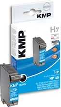 KMP H7 - HP 45 Black - 0927.4451