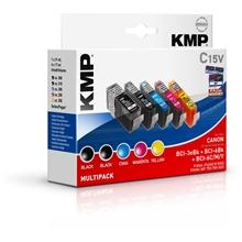 KMP - Savings Pack - BCI-6BK / BCI-6C / BCI-6M / BCI-6Y / BCI-6PC / BCI-6PM - 0958.0005