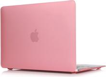"""Suojakotelo Matt MacBook Air 13.3"""" A1932 2018 Pinkki"""