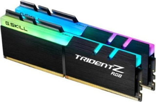 G.Skill Trident Z 16GB (2-KIT) DDR4 3000MHz CL16 RGB LED