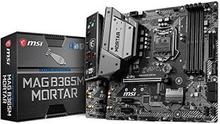 Moderkort Gaming MSI B365M Mortar mATX DDR4 LGA1151