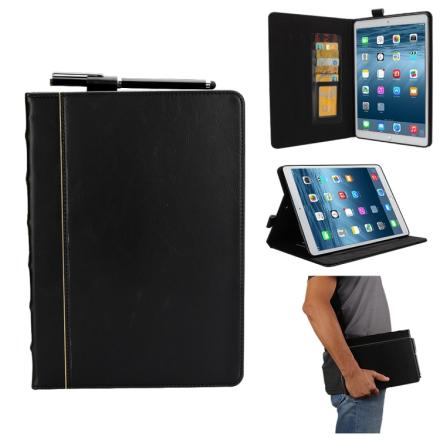 Flipfodral med ställ iPad Pro 10.5 Svart
