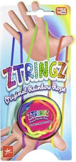Ztringz Regnbue snor til snoreleg - Retro Legetøj