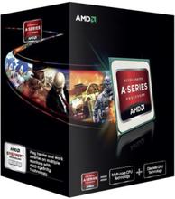 A6-7400K Black+ CPU - 3.5 GHz - FM2+ - 2 kerner - Boxed (PIB - med køler)