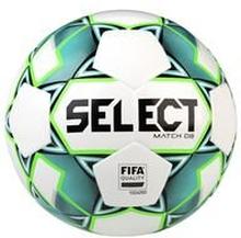 Select Fotball Match DB - Hvit/Grønn