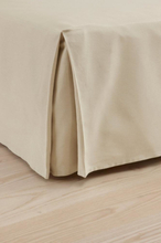 COLOUR sängkappa 45 cm - ekologisk Beige