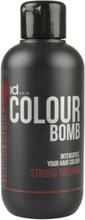 Id Hair Colour Bomb Strong Paprika 250 ml (gl. design)