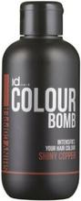 Id Hair Colour Bomb Shiny Copper 250 ml (gl. design)