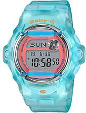 Casio Baby-G Standard Digital Sehen BG-169R-2C - Blau