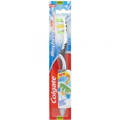 Colgate Max Fresh Medium Tandbørste 1 stk
