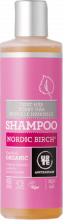 Urtekram Nordic Birch Shampoo Torrt Hår 250 ml