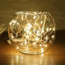 Valonauha / Led-nauha 10metriä - 100 kpl keltaista lamppua
