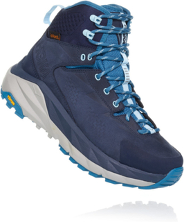 Hoka One One Sky Kaha Hiking Shoes Women black iris/blue sapphire US 7,5 | EU 39 1/3 2019 Fjellsko