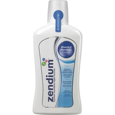 Zendium Suuvesi Classic 500 ml