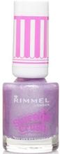 Rimmel Sweetie Crush Nail Polish 011 Violet Swizzle 8 ml