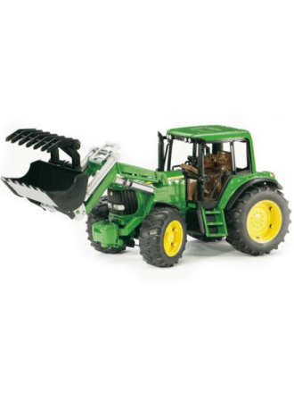 John Deere 6920 with Frontloader