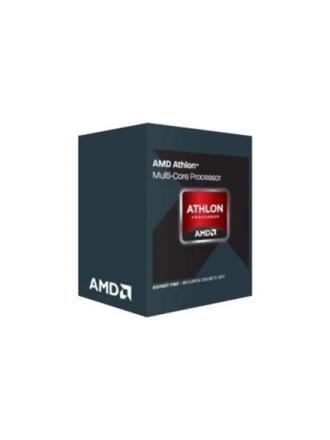 Athlon II X4 880K Black CPU - 4 GHz - FM2+ - 4 kerner - Boxed (PIB - med køler)