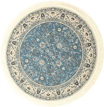 Nain Florentine - Ljusblå matta Ø 150 Orientalisk, Rund Matta