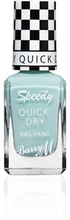 Barry M. Speedy Nail Paint 03 Road Rage 10 ml