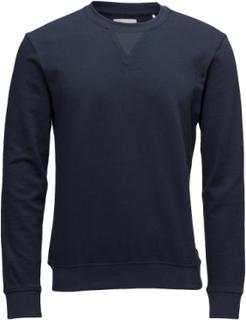 Sejr Sweatshirt Trøje Blå Minimum