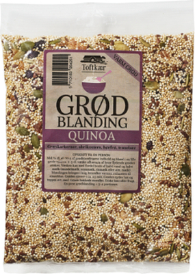 Toftkær Quinoa Porridge Mix 300 g