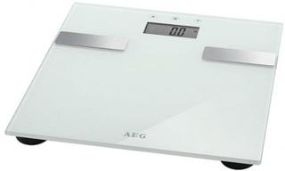 AEG PW 5644 Badevægt Hvid 1 stk