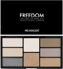 Freedom Makeup Pro Highlight Palette 15 g