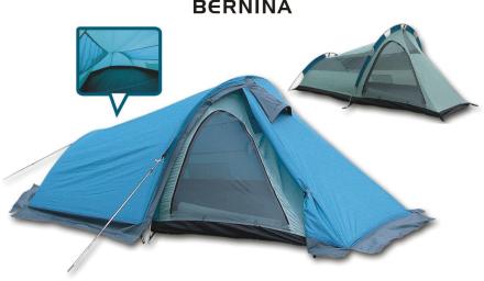 Hiker Bernina 2 - Teltta