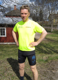 Trimtex T-shirt för löpning/rullskidåkning