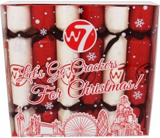 W7 Let's Go Crackers For Christmas 6 st